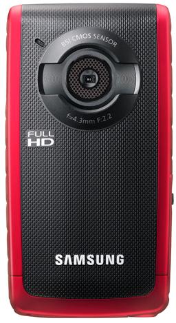 Карманная камера Samsung W200 для подводной съемки