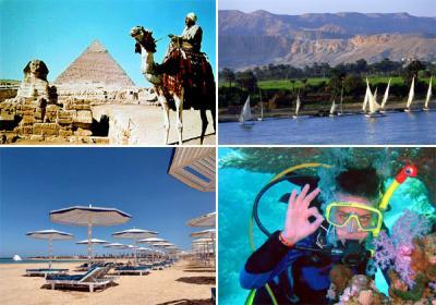 Египет зазывает дайверов 50%-ными скидками
