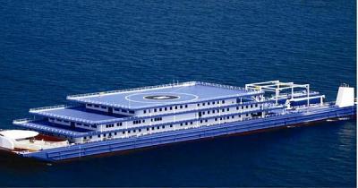 Роскошный плавучий курорт во Флориде продают за $10m