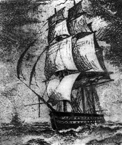 На Балтике нашли затонувший российский парусник XIX века