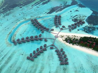 Островок на Мальдивах где отдыхала Волочкова с другом