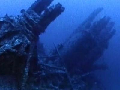 """В Таллинском заливе обнаружена подлодка """"Малютка"""" времен ВМВ"""