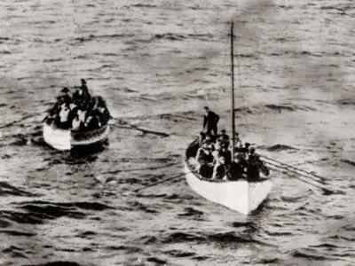 Титаник погиб из-за небесного явления